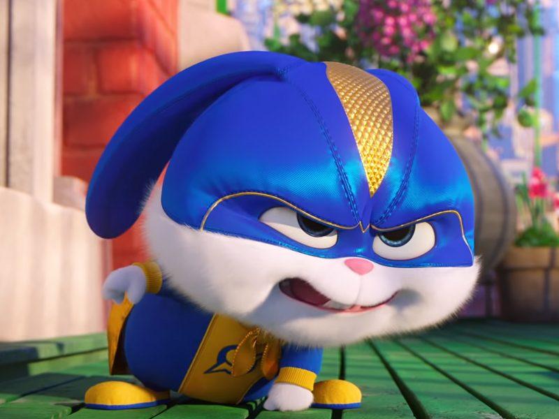 PETS 2   Super-herói em novo trailer do filme!