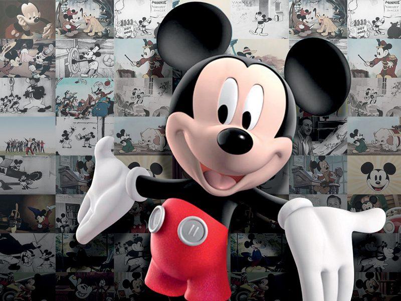 MICKEY   Panini lança box incrível do personagem!