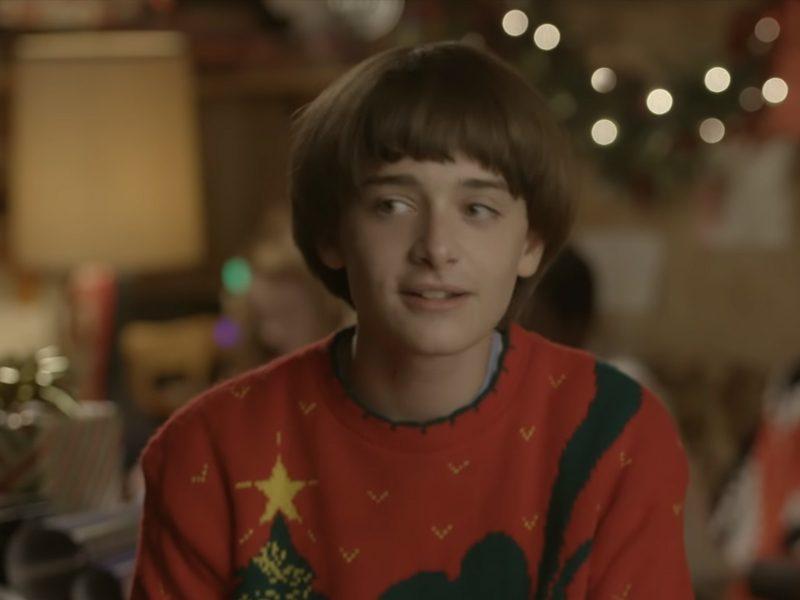 STRANGER THINGS   Will manda Walkie-talkie para Xuxa nesse natal!