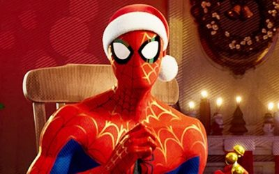 ARANHAVERSO   Disco de natal do Homem-Aranha é lançado!