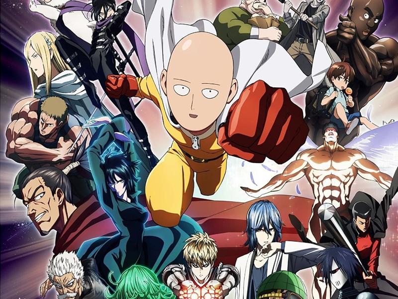 ONE PUNCH MAN | Veja o teaser da segunda temporada do anime!