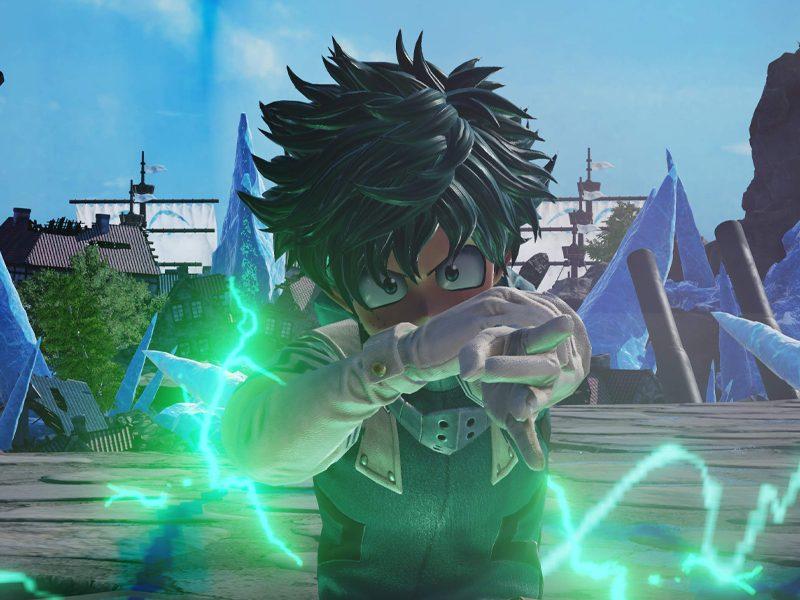 JUMP FORCE | Deku, de Boku no Hero, entra no jogo e modo história é revelado!