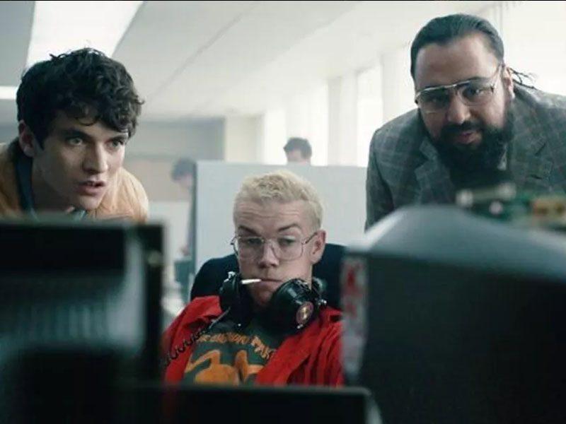 BANDERSNATCH | Isso é muito Black Mirror ein Netflix?