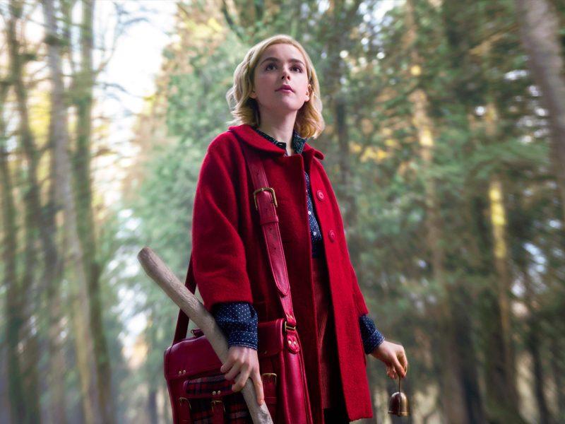 MUNDO SOMBRIO DE SABRINA   Netflix confirma mais duas temporadas!