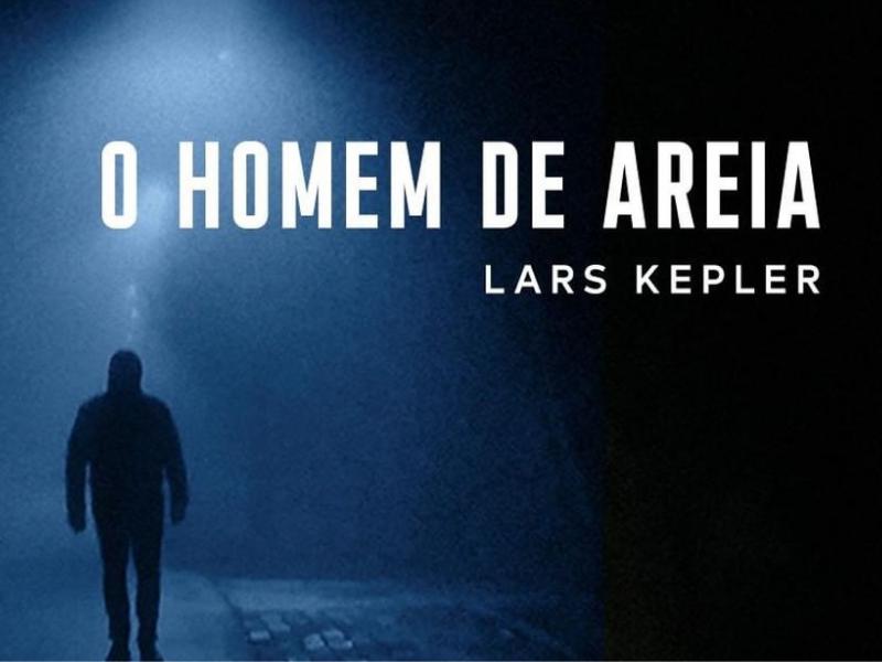 O HOMEM DE AREIA | Conheça o serial killer de Lars Kepler