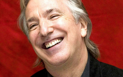 ALAN RICKMAN | Os 5 personagens mais marcantes do ator