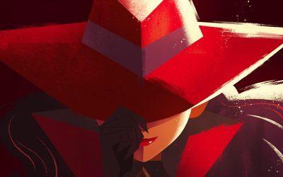 CARMEN SANDIEGO   Netflix divulga trailer de novo desenho!