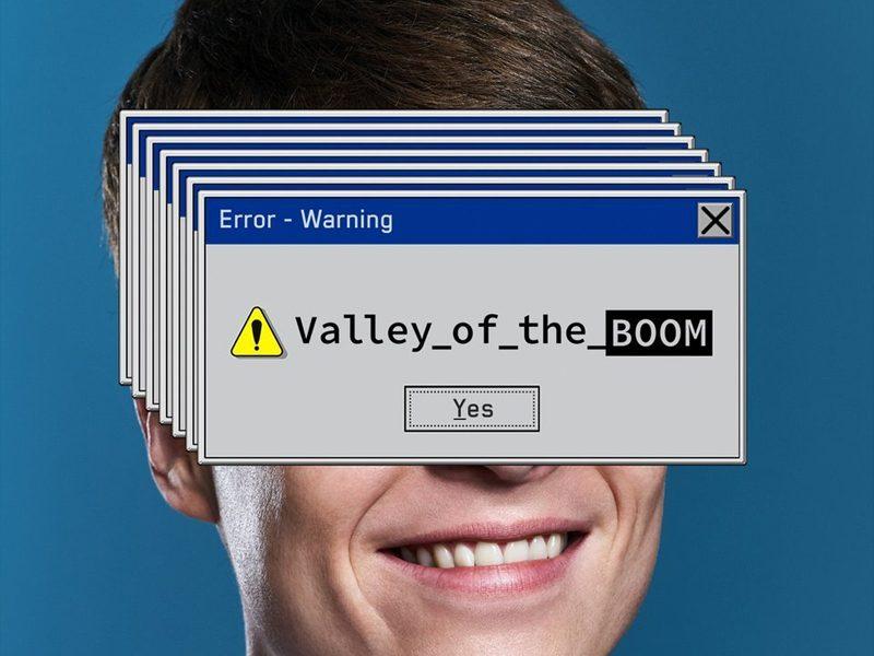 VALLEY OF THE BOOM   Série inédita sobre o Vale do Silício nos anos 90!