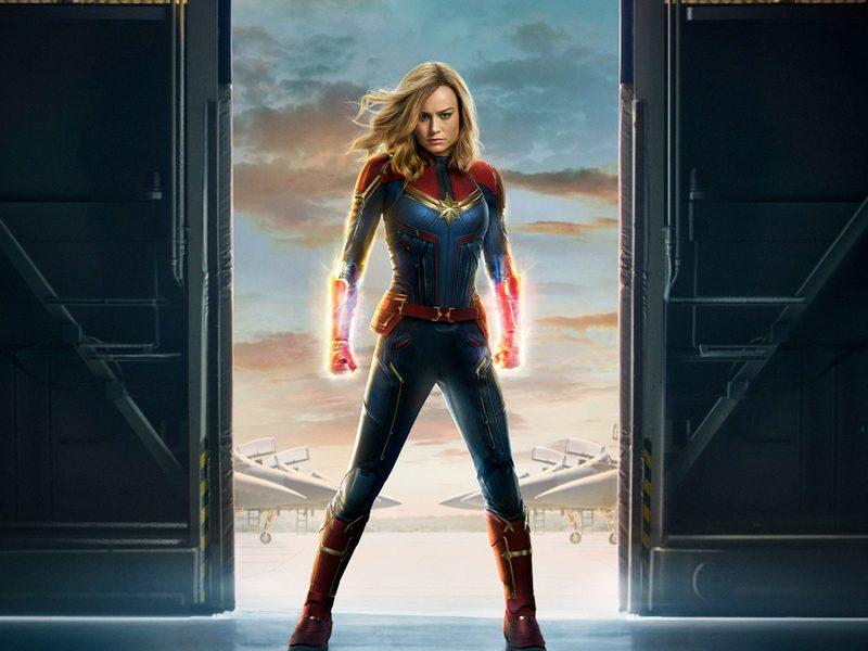 CINEMA   Marvel segue na liderança de expectativas para 2019!