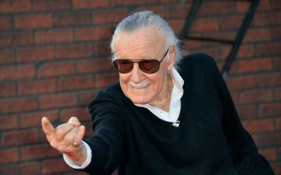 GIBIS | Stan Lee é homenageado pela DC Comics em seus quadrinhos!