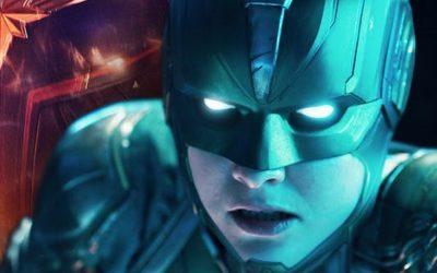 CAPITÃ MARVEL | Muito mais poderes em novo trailer!