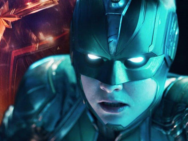 CAPITÃ MARVEL   Muito mais poderes em novo trailer!
