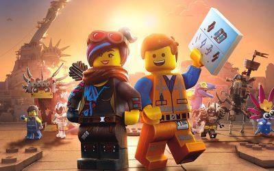 UMA AVENTURA LEGO 2 | Vários heróis da DC em novo trailer!