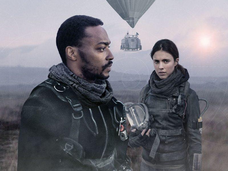IO | Planeta Terra está tóxico em novo filme pós-apocalíptico Netflix!