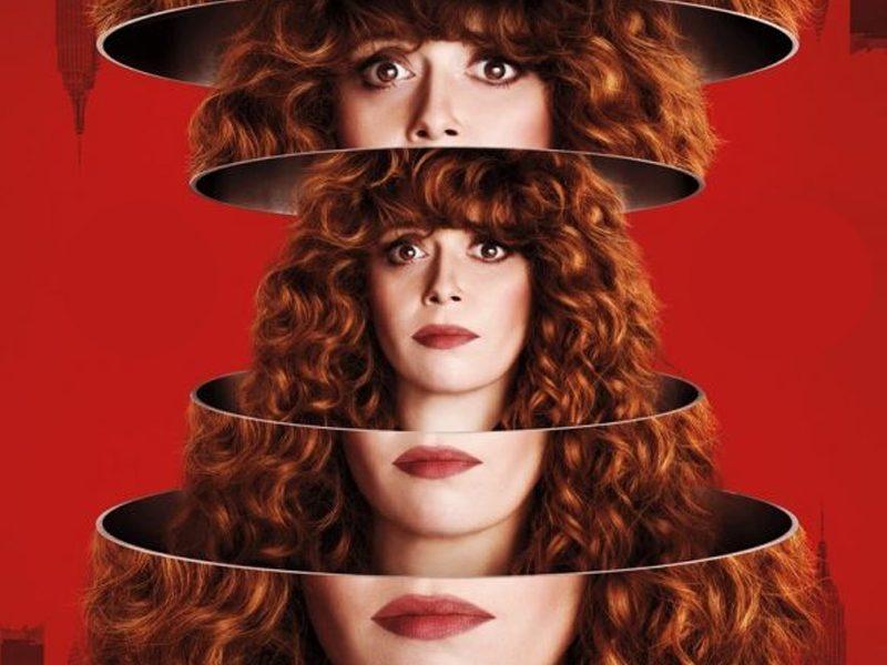 RUSSIAN DOLL | Nova série Netflix promete ser interessante!