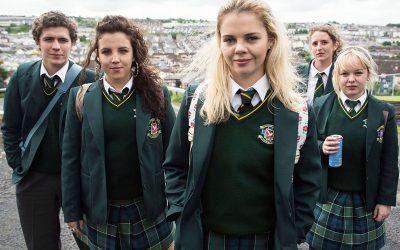 DERRY GRILS | Dica de série irlandesa na Netflix!