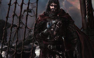 GAME OF THRONES   Perfil de personagem: Euron Greyjoy 'Olho de corvo'!