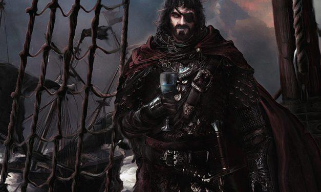 GAME OF THRONES | Perfil de personagem: Euron Greyjoy 'Olho de corvo'!