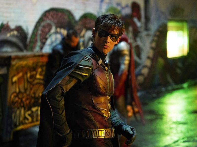 TITÃS | Seria essa a melhor série de heróis?