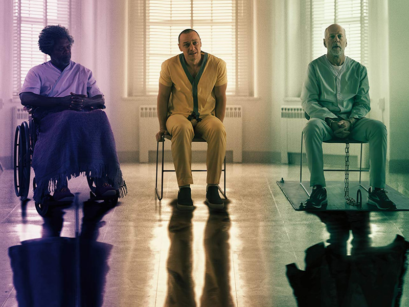 VIDRO | M. Night Shyamalan promete e entrega muito em novo filme!