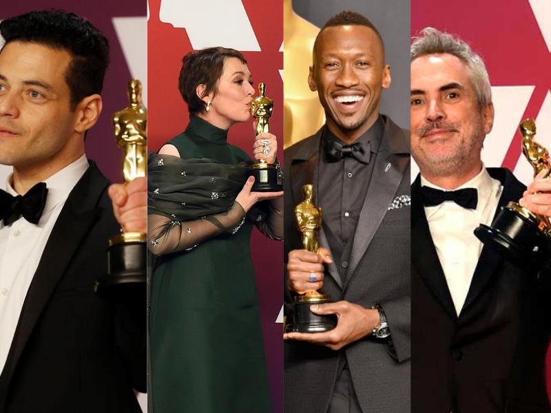 OSCAR 2019 | Fãs acertaram metade dos vencedores da premiação