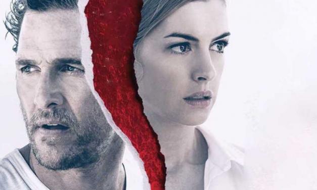 CALMARIA | Suspense traz Matthew McConaughey e Anne Hathaway
