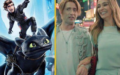 CINEMA | Filmes para família são os mais procurados nessas férias!