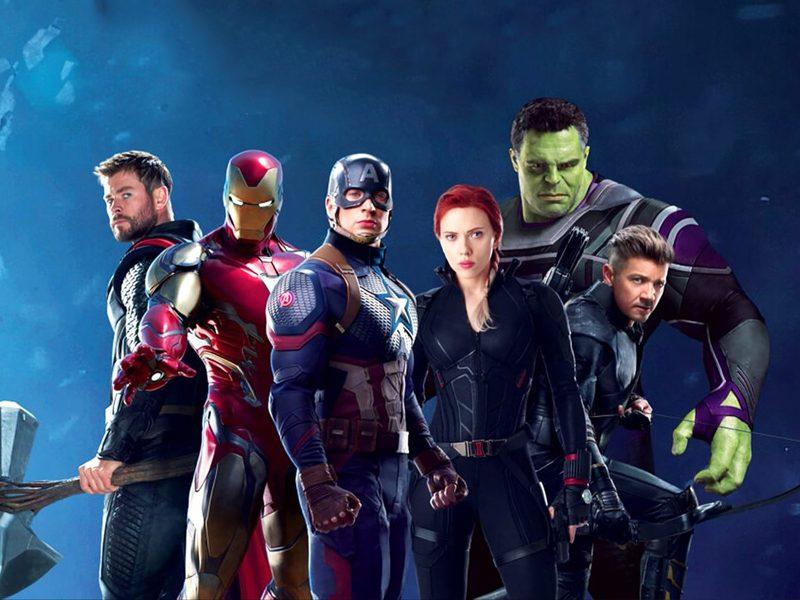 VINGADORES: ULTIMATO   Filme ganha nova foto e sinopse oficial!