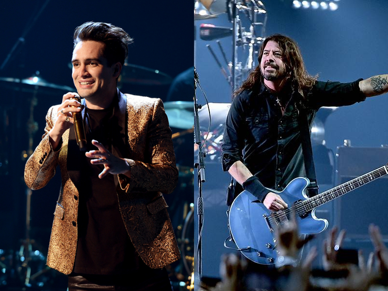 ROCK IN RIO | Panic! Foo Fighters e Weezer confirmados no Palco Mundo!