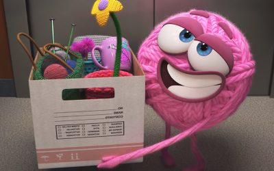 PURL | Pixar lança curta online e cria projeto de novos talentos!