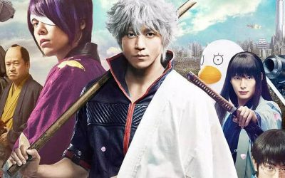 GINTAMA E TOKYO GHOUL | Looke adiciona filmes de anime ao seu catálogo!