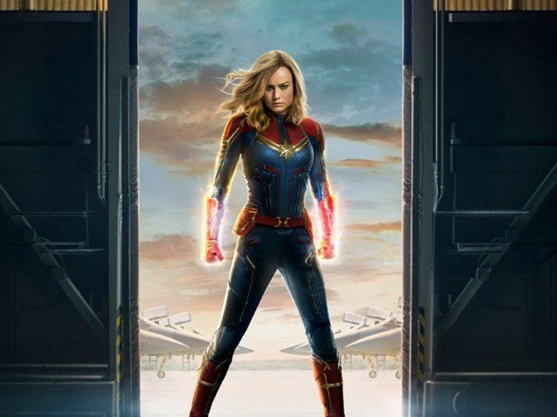 DISNEY   Capitã Marvel será lançado no serviço de streaming da produtora!