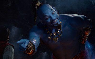 ALADDIN | Trailer revela a aparência do Gênio e sofre críticas!