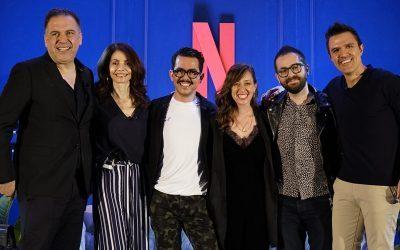 NETFLIX | Empresa anunciou mais de 50 projetos no México!