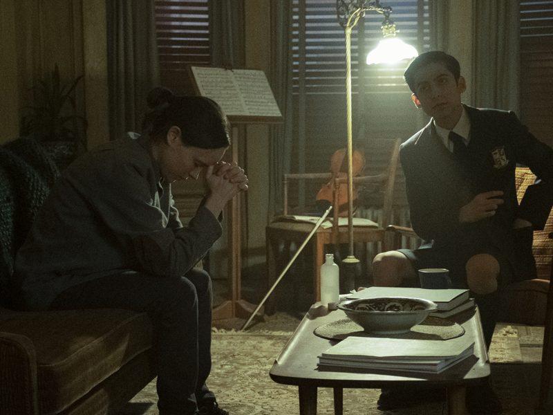 THE UMBRELLA ACADEMY | Mais sobre os personagens em vídeo dos bastidores!