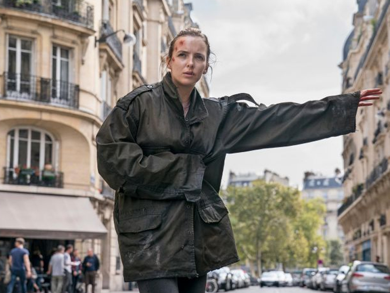 KILLING EVE | Segunda temporada chega em breve no Globoplay!