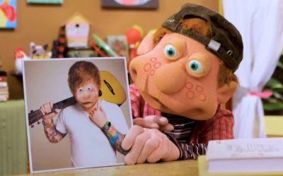 COCORICÓ   Júlio da gaita, infelizmente, não é o cantor Ed Sheeran!
