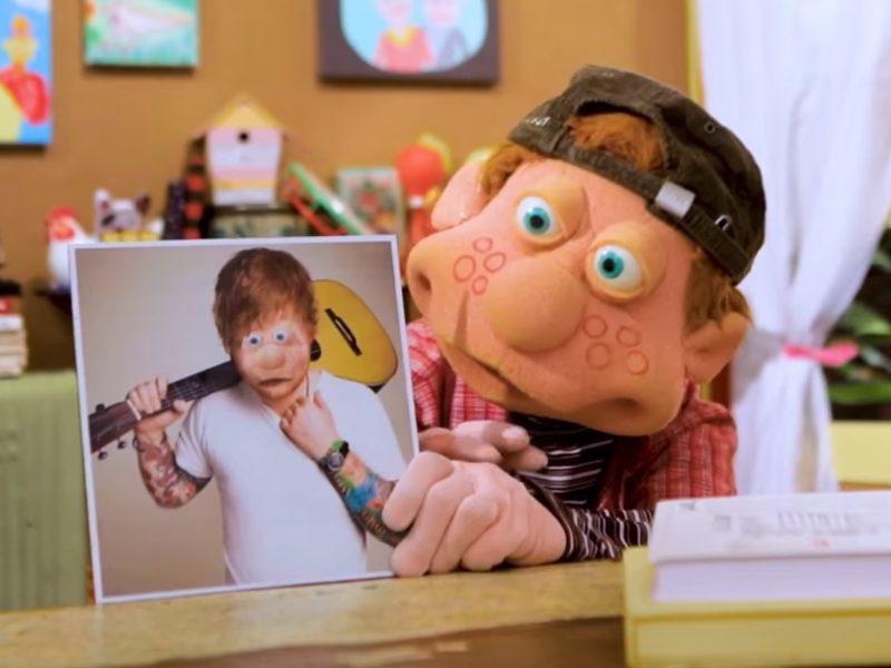 COCORICÓ | Júlio da gaita, infelizmente, não é o cantor Ed Sheeran!