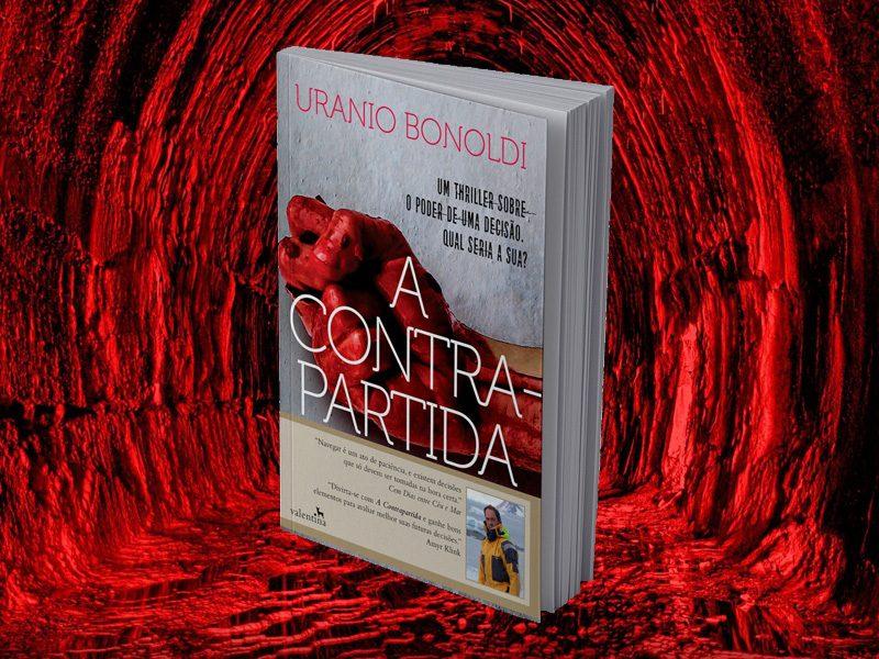 DICA DE LIVRO | O Thriller nacional: A Contrapartida!