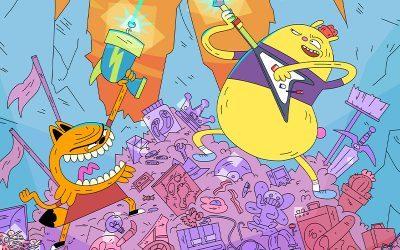 ZETA E OZZ | Cartoon Network estreia nova minissérie de animação!