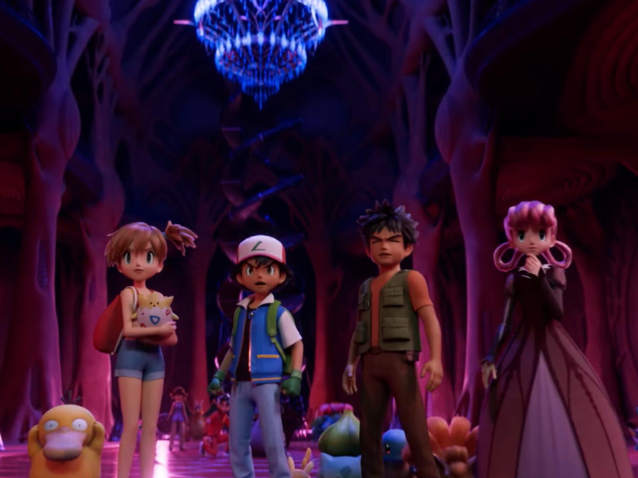 POKEMON | Anime ganha remake de filme clássico!