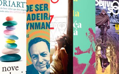 INTRÍNSECA | Confira os lançamentos de abril da Editora