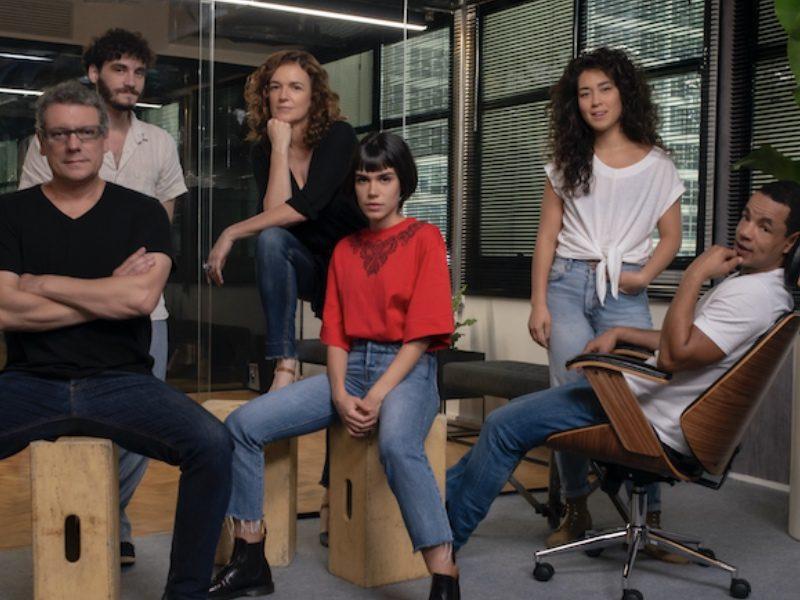 ONISCIENTE | Nova série Netflix tem elenco revelado!