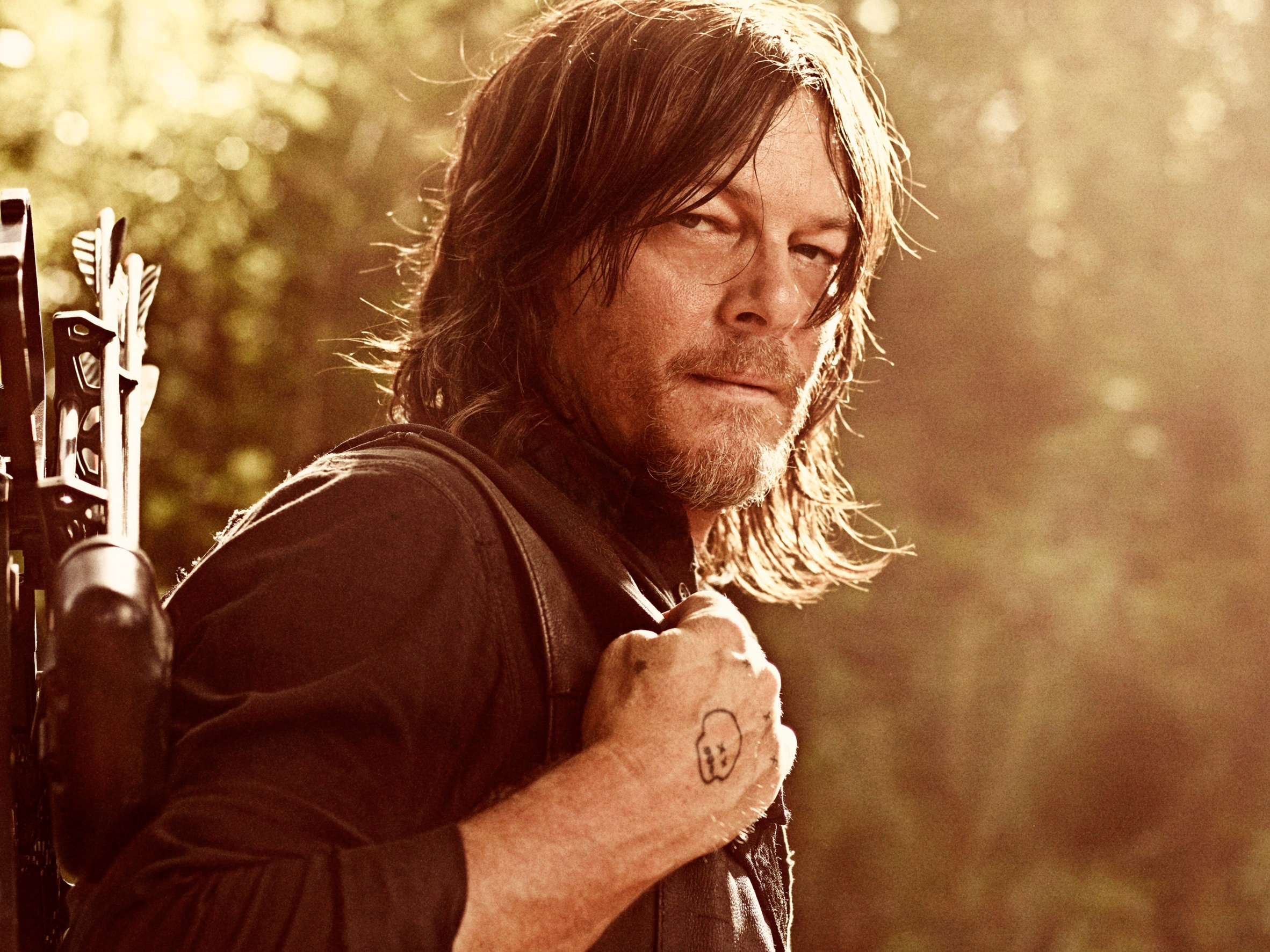 THE WALKING DEAD | Novo comercial foca em Daryl!
