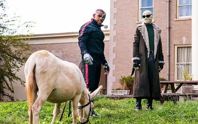 DOOM PATROL   Donkey Patrol – S01E02!