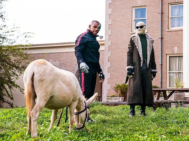 DOOM PATROL | Donkey Patrol – S01E02!