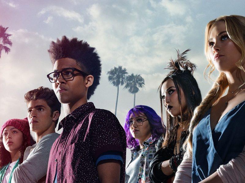 MARVEL'S RUNAWAYS | Sony vai transmitir segunda temporada do show!