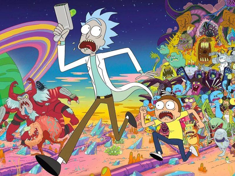 TNT | Canal estreia novas temporadas de Rick e Morty e Brooklyn Nine-Nine!