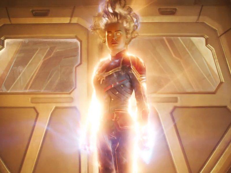 CAPITÃ MARVEL | Muita briga entre os críticos e Brie Larson!