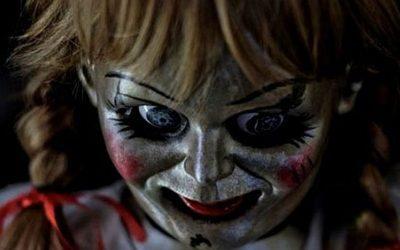 ANNABELLE COMES HOME | Terceiro filme da saga de terror ganha teaser!